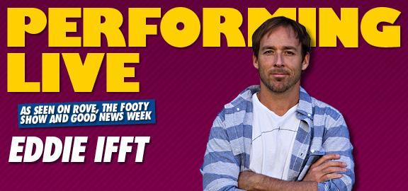 Eddie Ifft | Live @ Comic's Lounge