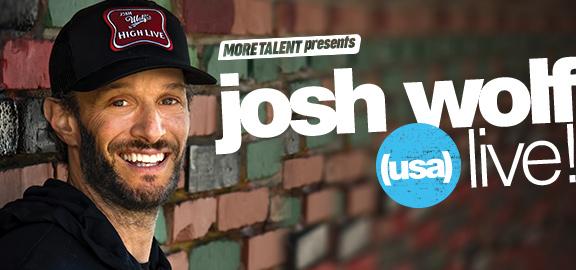 Josh Wolf | Live @ Comic's Lounge