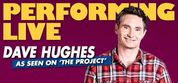 Dave Hughes | Live @ Comic's Lounge